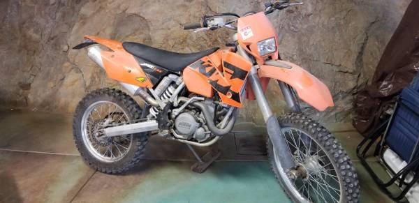 Photo KTM 450 EXC 2004 - $4,000 (Westcliffe)