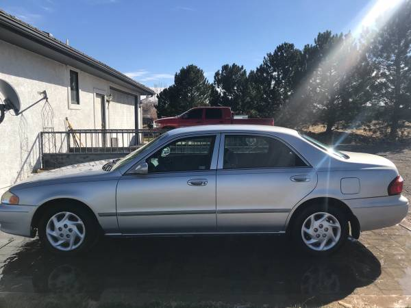 Photo Mazda 626 01 sold - $1,400 (Pueblo)