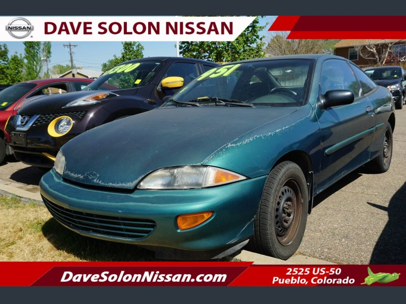 Photo Used 1997 Chevrolet Cavalier Coupe for sale