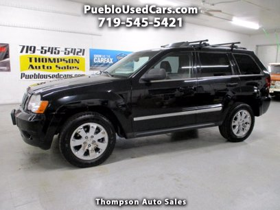 Photo Used 2008 Jeep Grand Cherokee 4WD Limited for sale