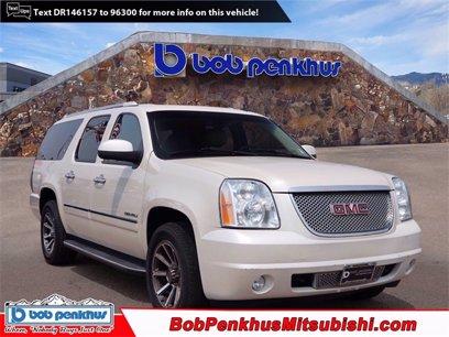 Photo Used 2013 GMC Yukon XL Denali for sale