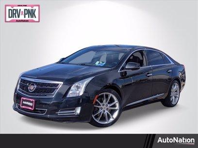 Photo Used 2015 Cadillac XTS Vsport Premium AWD for sale