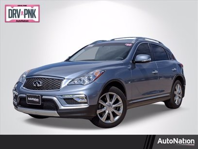 Photo Used 2016 INFINITI QX50 AWD w Premium Plus Package for sale