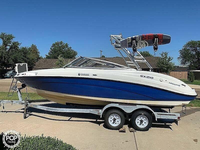 Photo 2009 Yamaha Boats SX210