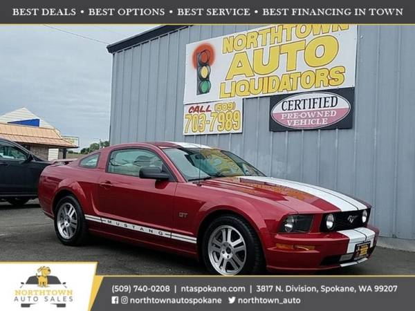 Photo 2005 Ford Mustang GT ($500 down you39re approved)