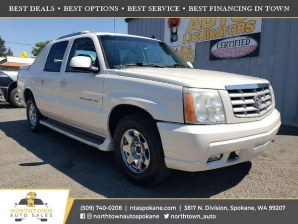 Photo 2006 Cadillac Escalade EXT - $12,980 ($500 down youre approved)