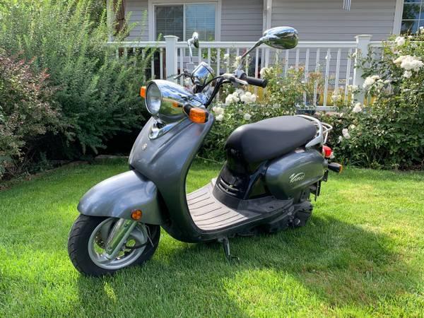 Photo 2006 Yamaha Vino 125 - $1,300 (Deary)