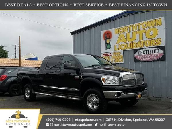 Photo 2007 Dodge Ram 3500 LARAMIE ($500 down you39re approved)