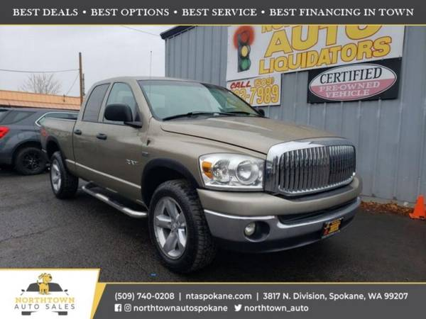 Photo 2008 Dodge Ram 1500 SLT - $11780 ($500 down you39re approved)