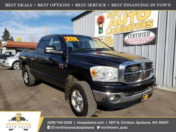 Photo 2008 Dodge Ram 3500 SLT ($500 down you39re approved)