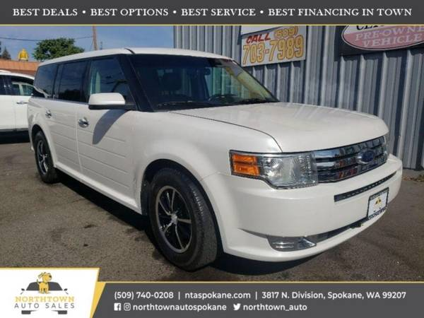 Photo 2009 Ford Flex SEL - $8,980 ($500 down you39re approved)
