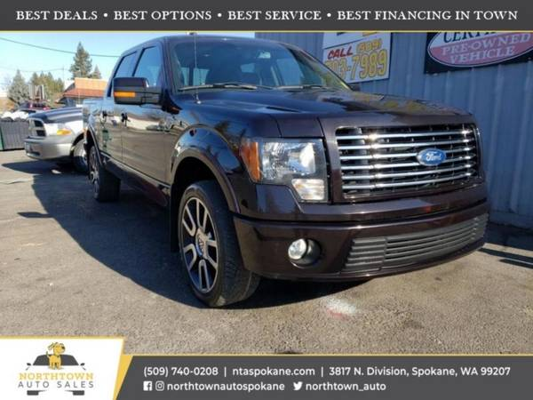Photo 2010 Ford F-150 Harley Davidson - $17980 ($500 down you39re approved)