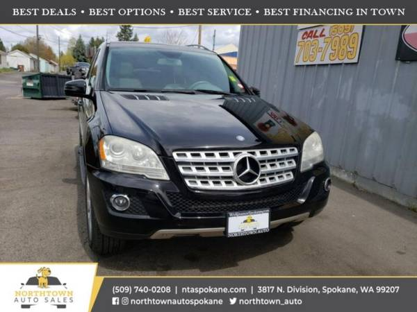 Photo 2011 Mercedes-Benz ML 350 ML350 4MATIC - $14980 ($500 down you39re approved)