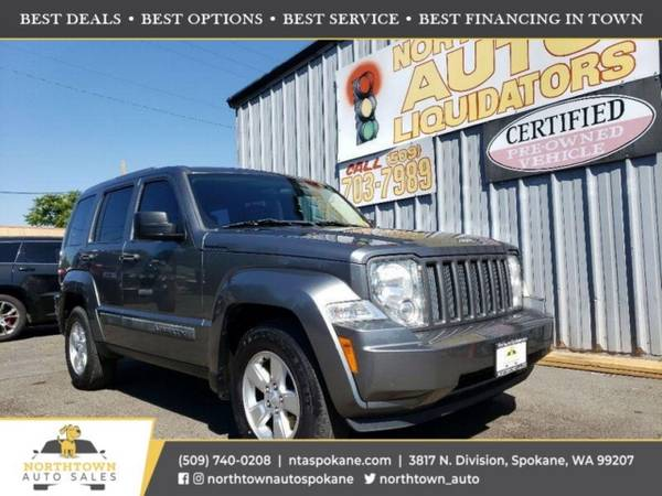 Photo 2012 Jeep Liberty Sport - $11,480 ($500 down you39re approved)