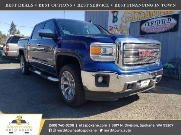 Photo 2014 GMC Sierra 1500 SLT ($500 down youre approved)