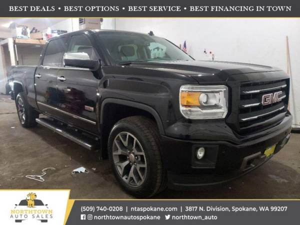 Photo 2014 GMC Sierra 1500 SLT - $28,480 ($500 down youre approved)
