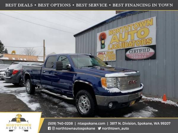 Photo 2014 GMC Sierra 2500HD SLE - $22480 ($500 down you39re approved)