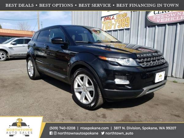 Photo 2015 Land Rover Range Rover Evoque Pure Premium ($500 down you39re approved)