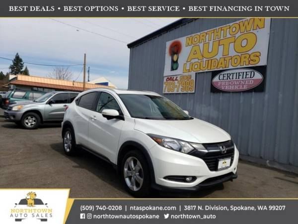 Photo 2016 Honda HR-V EX-L ($500 down you39re approved)