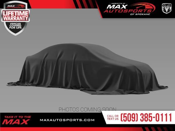 Photo 2018 Ram 1500 Laramie Pickup - MORE FOR YOUR MONEY - $39980 (Max Autosports of Spokane)