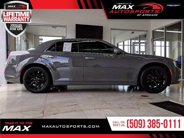 Photo 2019 Chrysler 300C 300 C 300-C Limited AWD Sedan Luxury fo - $26,375 (Max Autosports of Spokane)