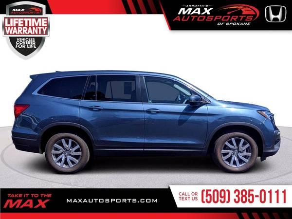 Photo 2019 Honda Pilot EX-L from sale in Spokane - $39980 (Max Autosports of Spokane)