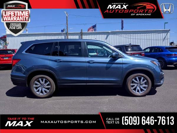Photo 2019 Honda Pilot EX-L from sale in Spokane - $39,980 (Max Autosports of Spokane)