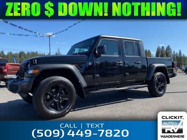 Photo 2020 Jeep Gladiator Sport 3.6L V6 4x4 SUV TRUCK - $39,888 (_Jeep_ _Gladiator_ _Truck_)