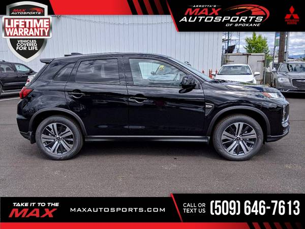 Photo 2020 Mitsubishi Outlander Sport ES 2.0 $405 mo - LIFETIME WAR - $29,799 (Max Autosports of Spokane)