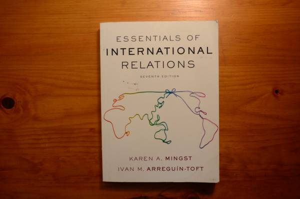 Photo Essentials of International Relations (Seventh Edition) - $5 (Pullman)