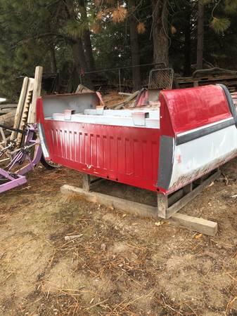 Photo First Gen Dodge Bed - $400 (Potlatch)