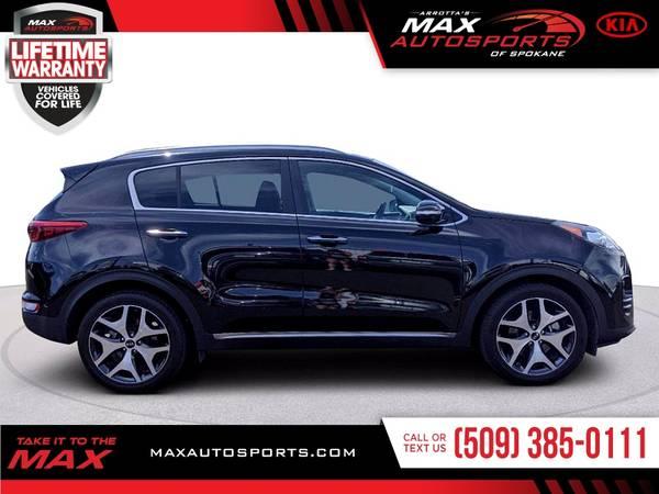 Photo Fun to drive 2017 KIA Sportage SX Turbo SUV FOR SALE - $22980 (Max Autosports of Spokane)