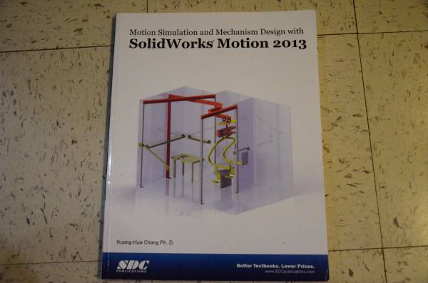 Photo Motion Simulation and Mechanism Design with SolidWorks Motion 2013 - $15 (Pullman)