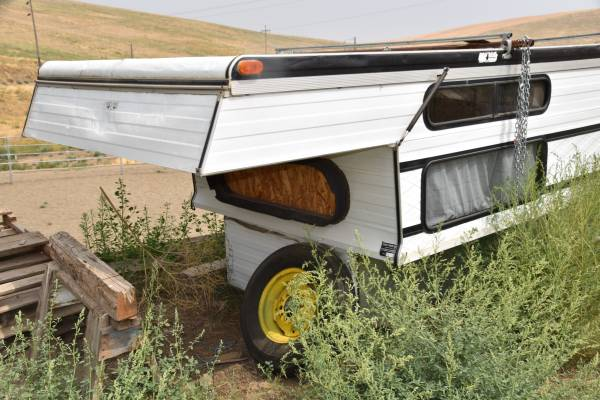 Roamin Chariot Pop-up Camper - $500 (PULLMAN) | RV, RVs ...