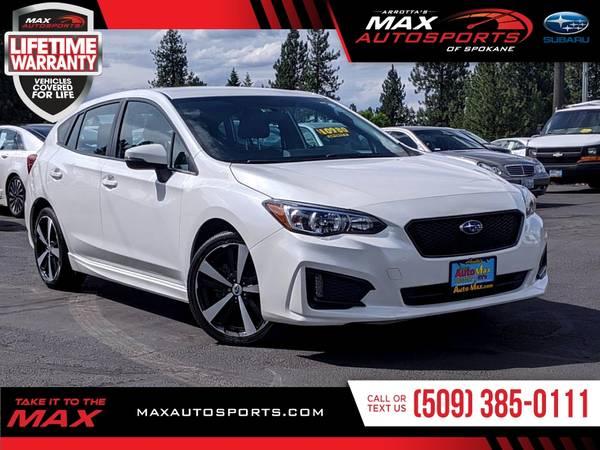 Photo This 2017 Subaru Impreza Sport Wagon is VERY CLEAN - $23699 (Max Autosports of Spokane)
