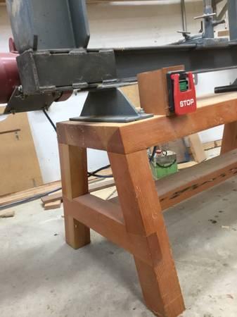 Photo Wood Lathe - $450 (Troy)