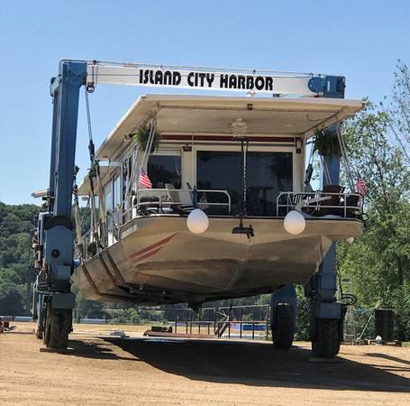 Photo 1986 Sumerset Houseboat - $39,000 (Moline, Illinois)