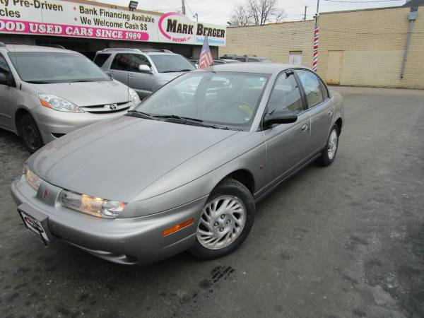 Photo 1998 Saturn SL2 LOW MILES, GAS SAVER - $2485 (WHY SPEND MORE SOMEWHERE ELSE)