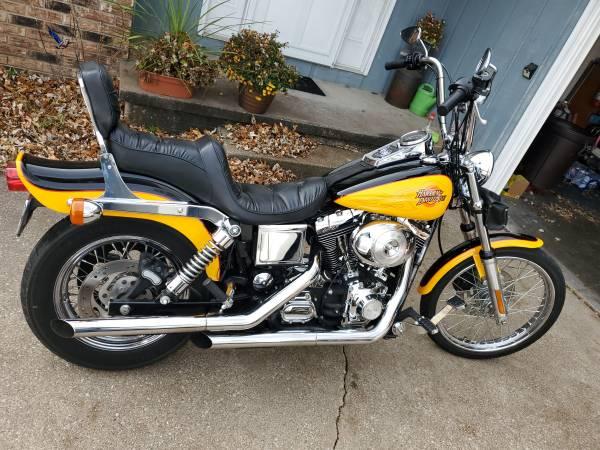 Photo 2000 Harley Davidson Dyna Wide Glide FXDWG - $6,500 (Hton)