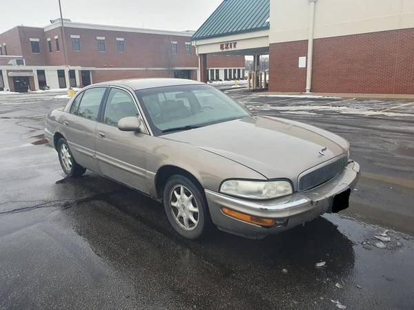 Photo 2002 Buick Park Avenue - $1200 (Moline, IL)
