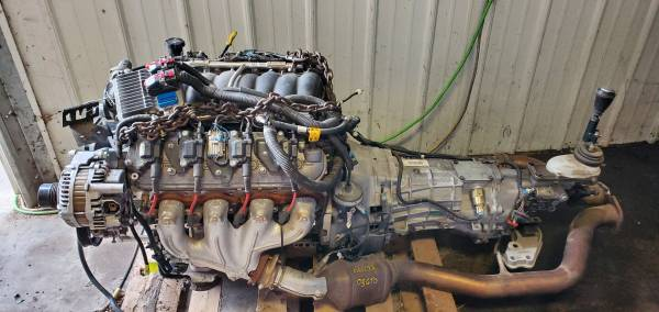 Photo 2005 GTO LS2 Engine and T56 trans - $1