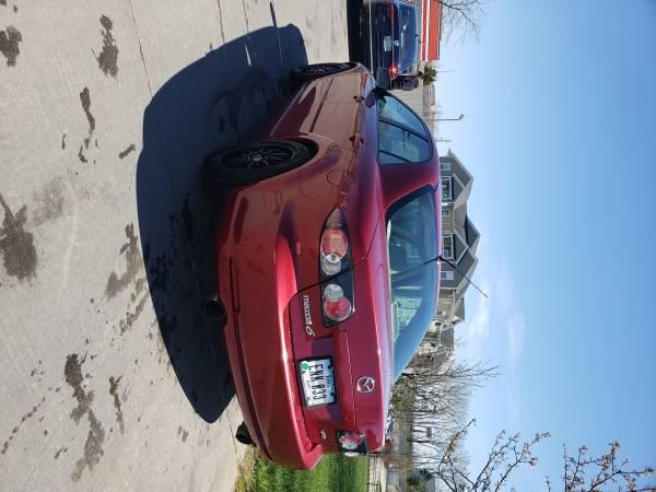 Photo 2007 Mazda 6 V6 - $3000 (Davenport)