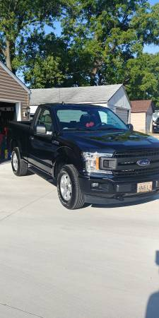 Photo 2020 Ford F 150 - $38,000 (Moline)