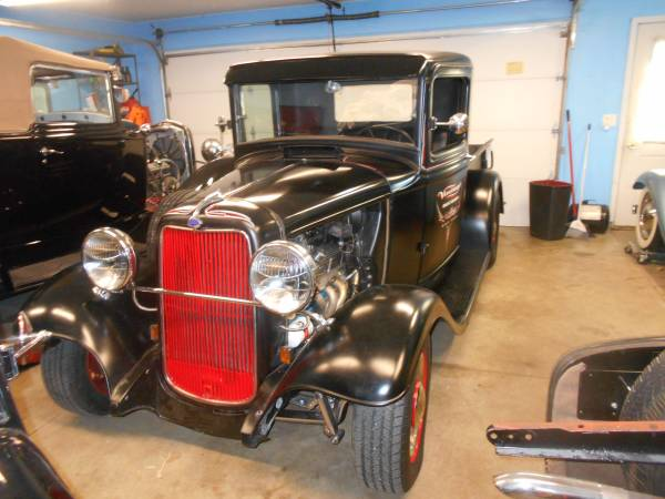 Photo 34 Ford pick up Street Rod - $26,500 (East Moline)