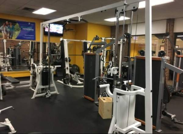 Photo FLEX Fitness Cable Crossover - Gym Equipment - $1450 (Wilton)