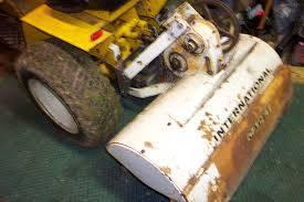 Photo IH Cub Cadet Model 1a tiller attachment - $500 (Coal Valley)