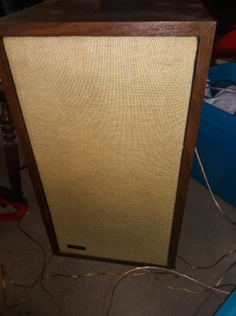 Photo Large Advent Vintage Speakers - $125 (Monmouth)