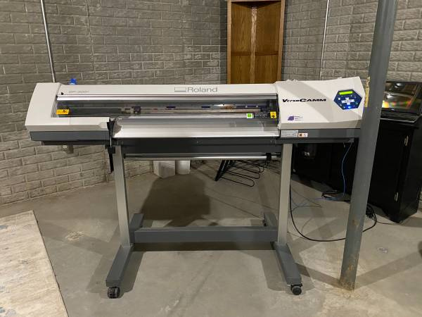 Photo SP300i Roland Printer  Laminator - $8500 (Milan)