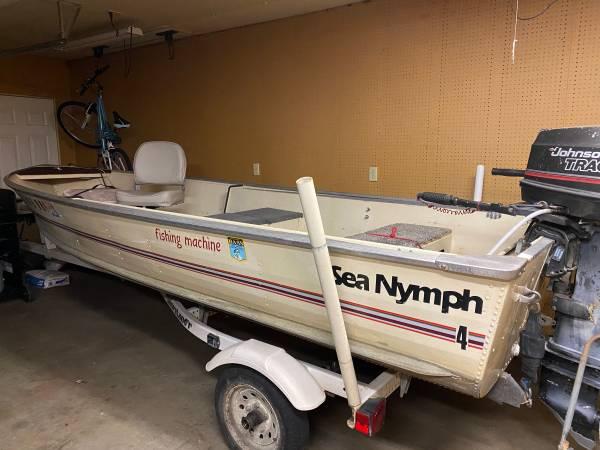 Photo Sea Nymph Boat - $1,400 (Moline)