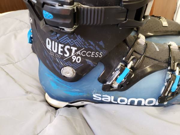 Photo Solomon Ski Boots - Men39s 13 - Used - $50